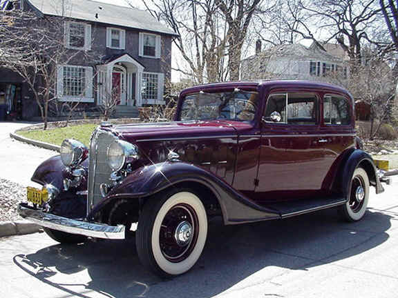 1933 mclaughlin buick 2dr victoria for Mclaughlin motors used cars